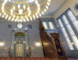 Türkisches Kulturzentrum, Moschee, in Bad Vöslau