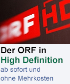 Der ORF in HD