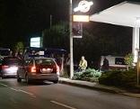 Tankstellenüberfall