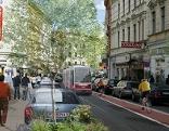 Visualisierung Währinger Straße