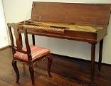 Mozarts Clavichord