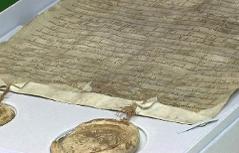 Urkunde Georgenberger Handfeste
