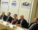 Pressekonferenz zu Kongress zu Ebola und Infektionskrankheiten in Wien
