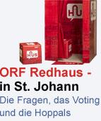 Redhaus in St. Johann