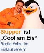 Skipper und Robert Steiner