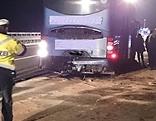 Unfall Reisebus A2 Warmbad Villach