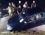 Unfall mit Auto