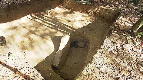 Friedhof bei Sigleß