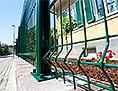 slowenisches Unternehmen OGK Zäune GmbH Velikovec podjetje ograje