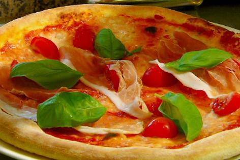 Meisterpizza aus Kappl