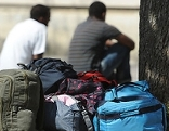 Flüchtlinge Asylwerber Traiskirchen