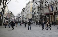 Eröffnung der Mariahilfer Straße Neu