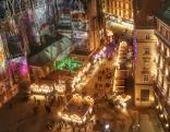 Stephansplatz Weihnachtsmarkt