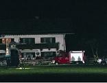 Bayerisches Rotes Kreuz, Polizeihubschrauber und Bergwacht im Einsatz