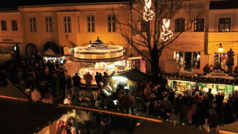 Christkindlmarkt in Eisenstadt