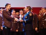 Auszeichnung Feuerwehr Ulm