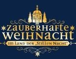 """Logo """"Zauberhafte Weihnacht im Land der Stillen Nacht"""""""