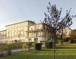 Jugendstil-Pavillon von Otto Wagner in Steinhof