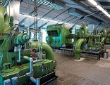 Pumpstation der Transalpinen Ölleitung (TAL)