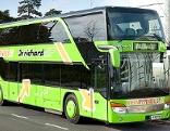 Mit solchen Bussen verkehrt Dr. Richard zwischen Graz und Wien