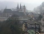 Das Zentrum von Berchtesgaden