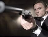 James Bond Dreharbeiten