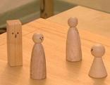 Figuren zu Gewalt in der Familie, Gewalt gegen Frauen