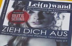 """Schülerzeitung """"Leiwand"""""""