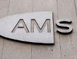 Steinschild AMS Arbeitsmarktservice