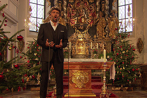 starportr t jonas kaufmann orf salzburg fernsehen. Black Bedroom Furniture Sets. Home Design Ideas