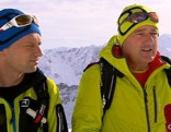 Patrick Nairz und Rudi Mair