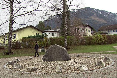 Mariengarten in Großgmain am Fuß des Untersberg