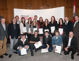 Zweiter Lehrgang Tiroler Journalismusakademie