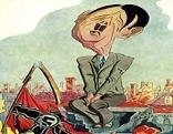 weinender Hitler