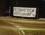 Screenshot von der Plakataktion