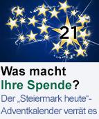 """Der """"Steiermark heute""""-Adventkalender"""