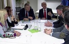 Verhandlungsrunde zu den Ärztegehältern an den Salzburger Landeskliniken