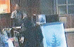 Bild aus Überwachungskamera