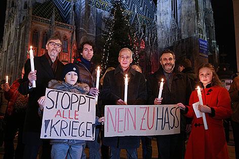 Michael Landau, Tarafa Baghajati,   Hansjörg Lein, Alexander Pollak