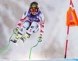 Anna Fenninger beim Rennen