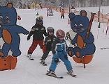 Skitag Volksschulen Sujetbild