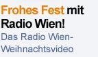 Frohes Fest mit Radio Wien