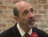 Isay Weinfeld bei ORF-Interview