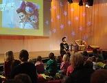 Kinderbuchkino im ORF-Publikumsstudio