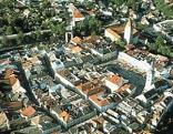 Luftaufnahme von Freistadt