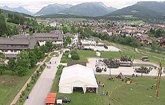 Strucker-Kaserne in Tamsweg
