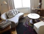 Blick in eine Park-Suite des Hotels Park Hyatt Vienna