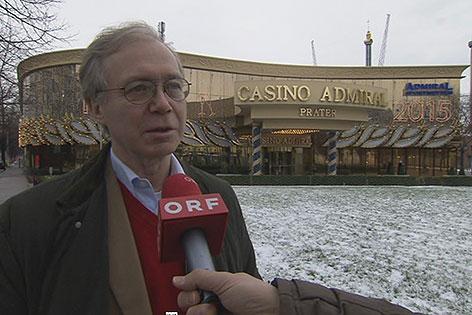 Admiral Casino und Helmut Kafka