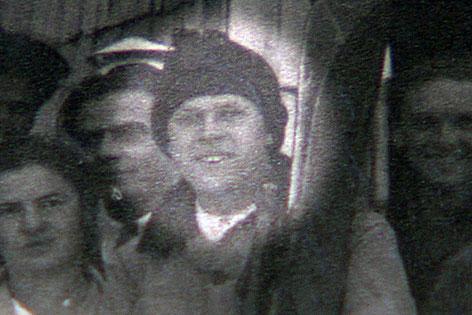 Karl Kammerer auf einem Foto aus den 1920ern