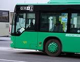Autobus in Graz